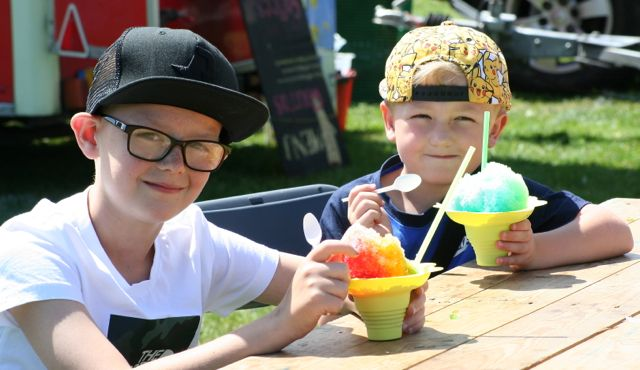 Images from Birchwood Carnival 2018